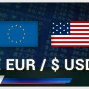 یورو به دلار
