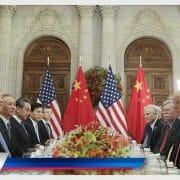 آتش بس میان آمریکا و چین