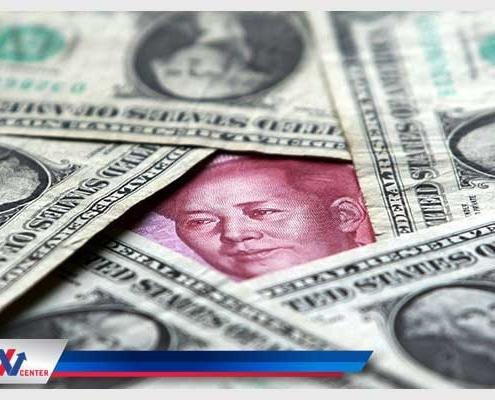 نزول دلار با بالا گرفتن تنش